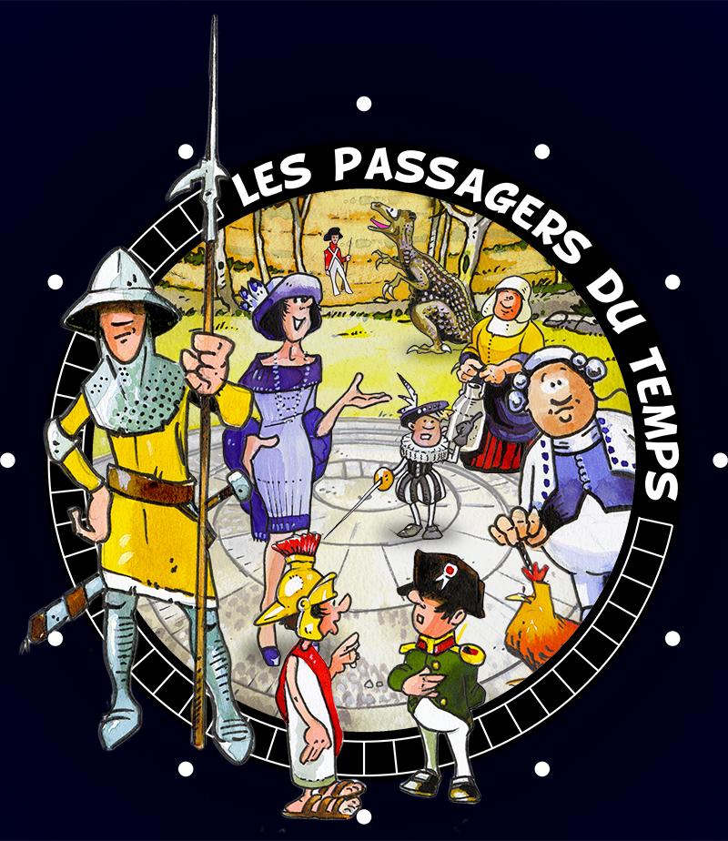 Les Passagers du temps
